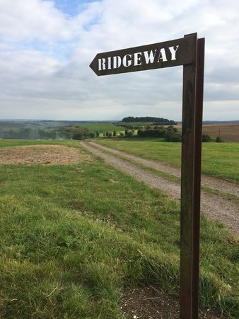 England, UK: Ridgeway National Path