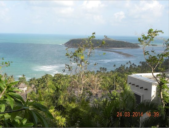 Bhundhari Spa Resort & Villas Samui : Grand lobby area
