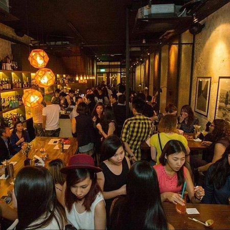 Photo of Bar Tess Bar & Kitchen at 38 Seah Street, Singapore 188394, Singapore