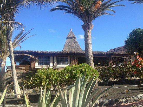 Royal Monica Playa Blanca : Le bar de la piscine