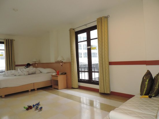 The Ecotel Bangkok : Room