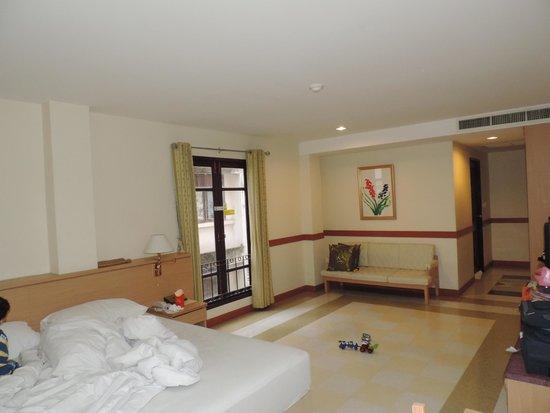 The Ecotel Bangkok : Deluxe Room - 346