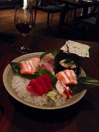 Sake Restaurant & Bar : Combo Sashimi