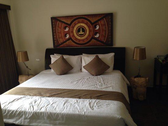 Phuket Pool Residence: Chambre