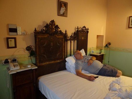 Villa Tasca Rural Tourism : Une chambre