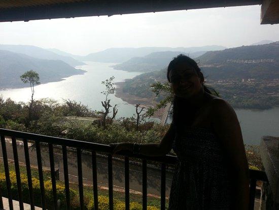 Ekaant the retreat: Balcony