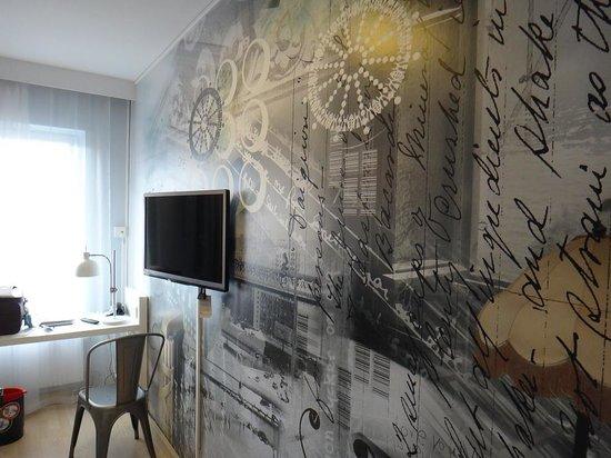 Scandic Malmen: Room View