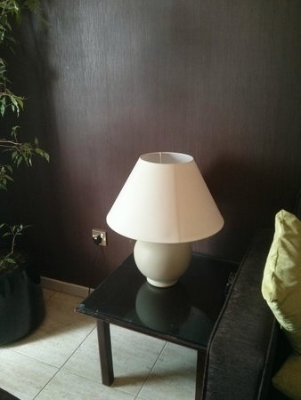 Welcome Hotel Apartment 2 : Lamp