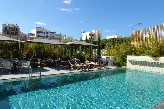 Samaria Hotel The Pool