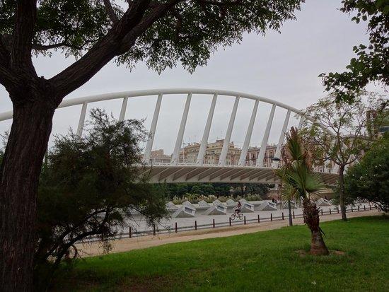 Holastays Trinidad: мост у метро аламеда