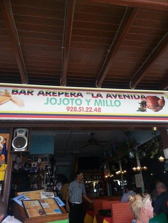 Restaurantes Areperas