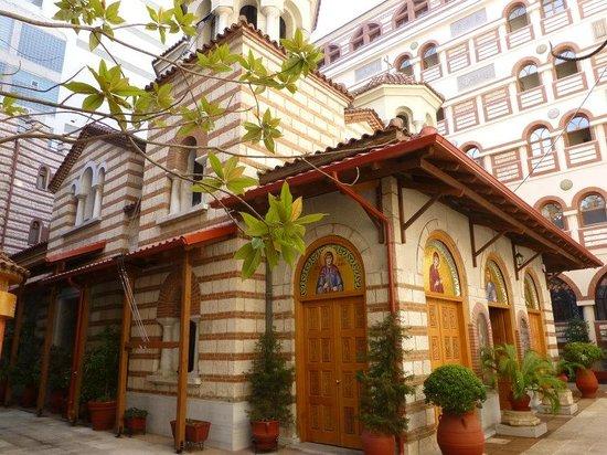 Monastery of St. Theodora