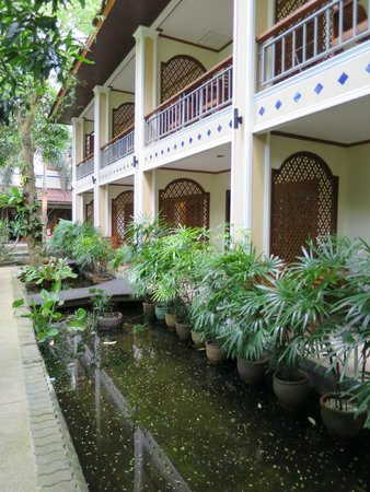 Thai Palace Resort: Rooms
