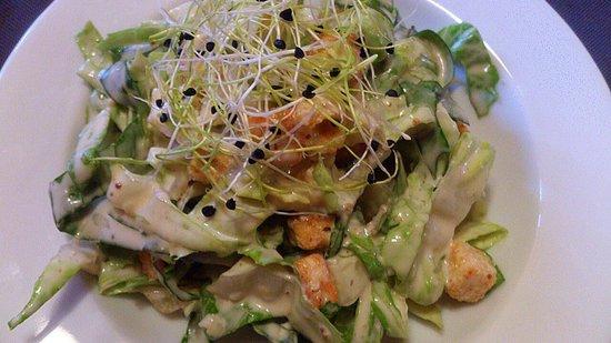 Gsteig bei Interlaken - Steakhouse Steinbock - savoury lunch special