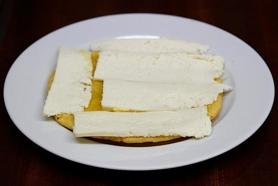 Arepa Con Queso Picture Of Tierra Colombiana Berlin Tripadvisor