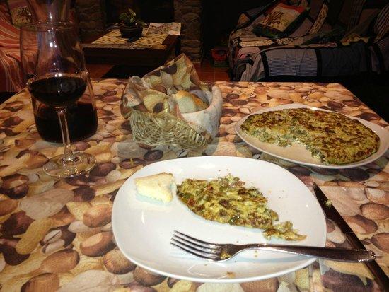 Casa Bellera: Delicious food