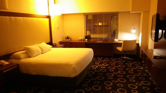 Hyatt Regency Morristown: belle chambre malgré tout le reste