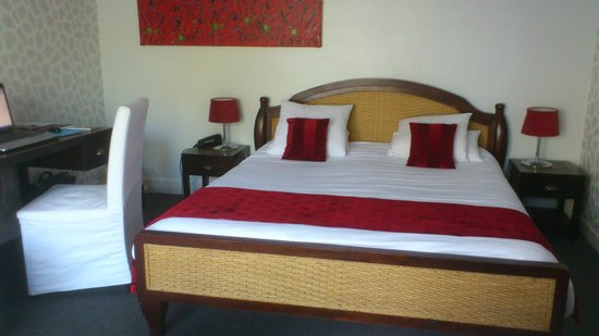 Carnac Lodge & Hotel: La mini-suite