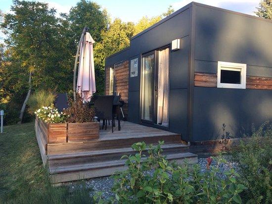 Camping-Hotel de Plein Air Les 2 Bois