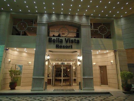 Bella Vista: Вход в отель