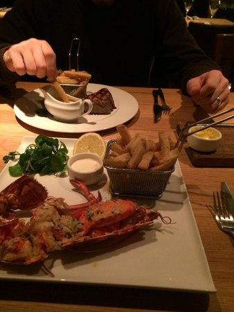 The Blackhouse Grill - Chester: To die for!