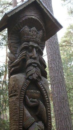 Raganu Kalnas: Witches' Hill