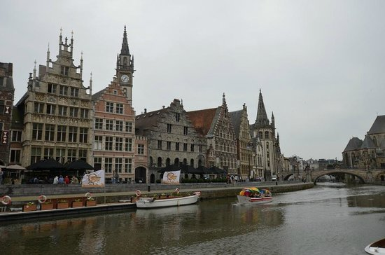 iTours - Ghent Guides : Ghent History Tour