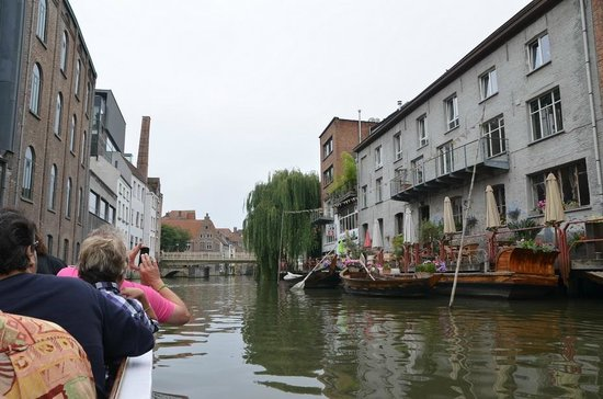 iTours - Ghent Guides: Ghent History Tour
