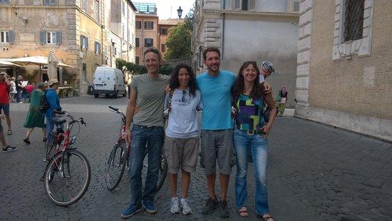Free Bike Tours Rome