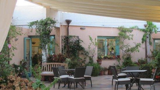 Park Hotel Asinara: on y prend son petit dejeuner