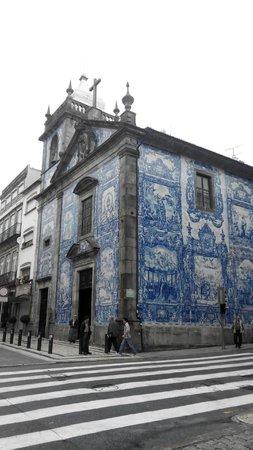 Capela das Almas : Фасад