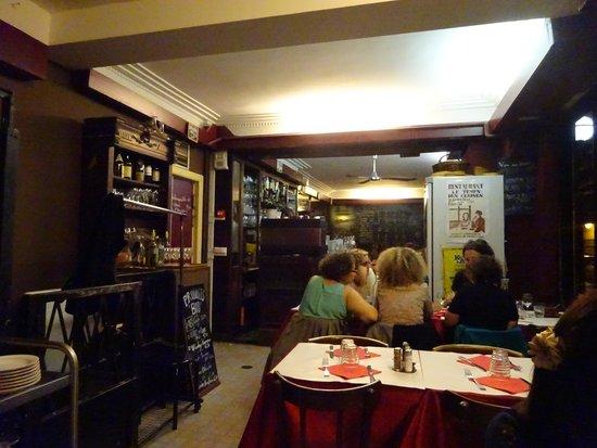 Fa ade du restaurant rue de la butte aux cailles picture - Restaurant butte aux cailles ...