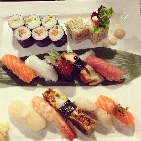 Negishi : Sushi royal