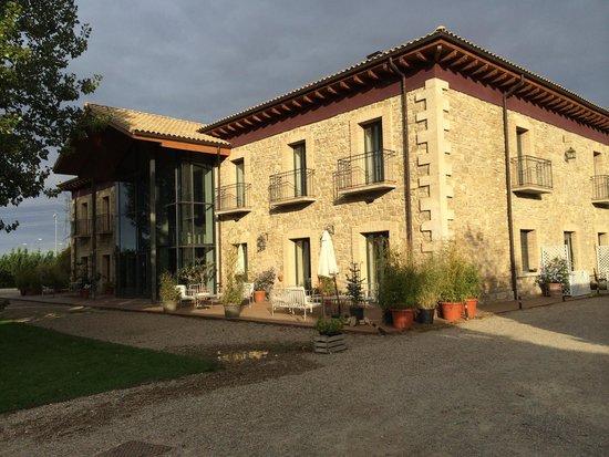 Hotel Villa Marcilla: Fachada