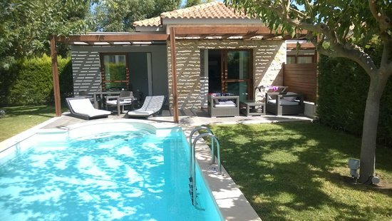 Holiday Village Rhodes: deluxe villa with pool amazing