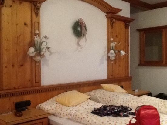 Rosenhof: our room