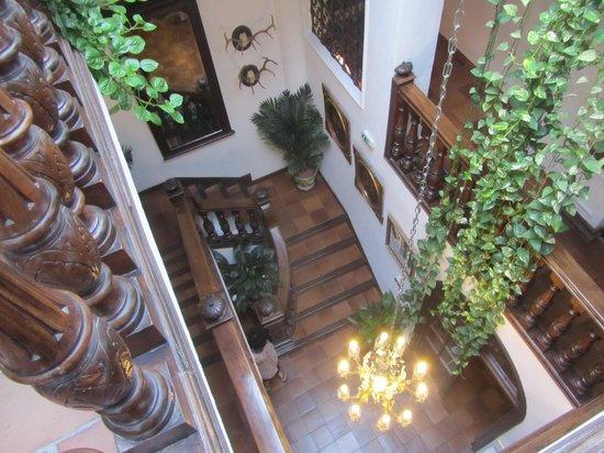 Hotel San Gabriel: Interior view