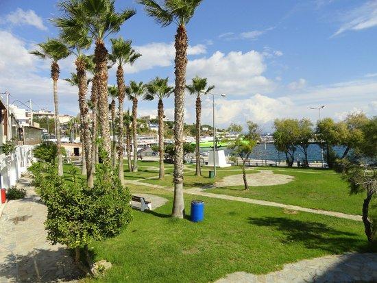 Rafina, اليونان: Rafina's Port