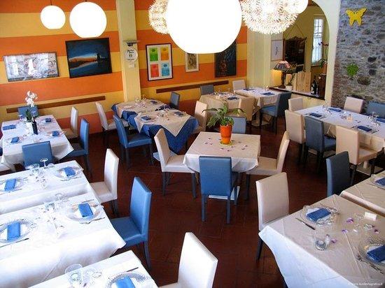 Antica Stallera Hotel: Indoor restaurant