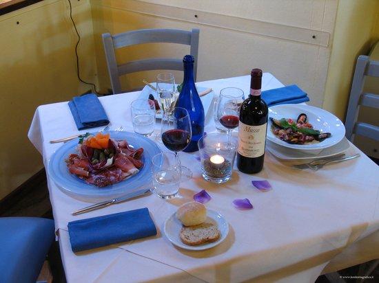 Ristorante Antica Stallera: Restaurant