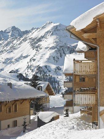 AlpinLodges Kühtai: Ausblick