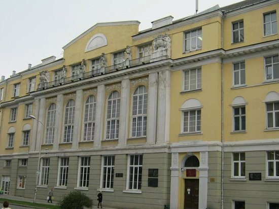 Gindenburg's School Building