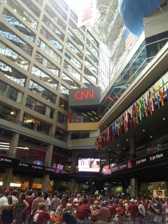 Fresh To Order CNN Center