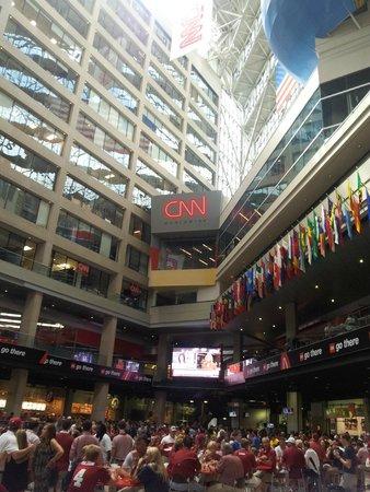 Fresh To Order CNN Center