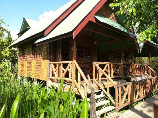 Blue Star Guest House : Bungalow