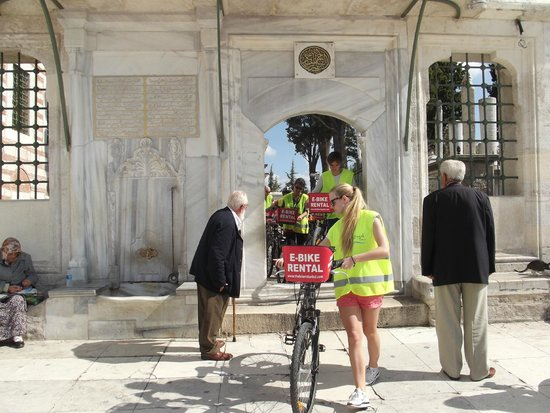 The Biker Istanbul