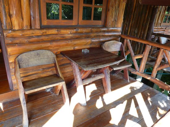 Blue Star Guest House : Balkon