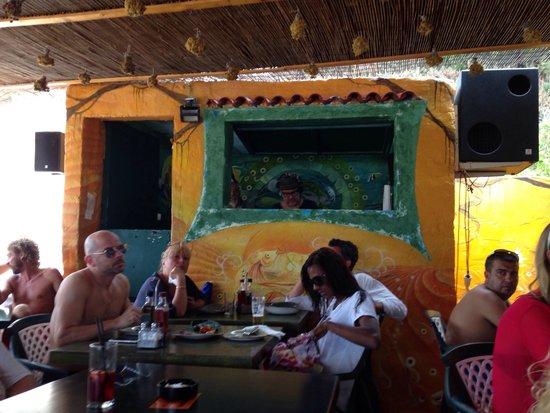 Sa Trinxa Beach Bar: Música en directo