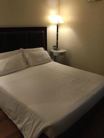 Canada Hotel: Letto