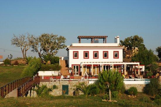 Monte Xisto Hotel Rural: Tagesansicht